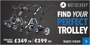 Motocaddy: S or M?
